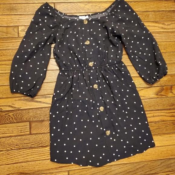 Blu Pepper Dresses & Skirts - Day to day blu pepper dress